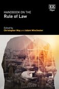 Cover Handbook on the Rule of Law