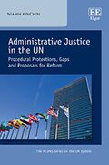 Cover Administrative Justice in the UN