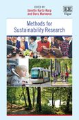 Cover Methods for Sustainability Research