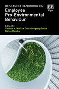Research Handbook on Employee Pro-Environmental Behaviour
