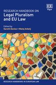 Cover Research Handbook on Legal Pluralism and EU Law