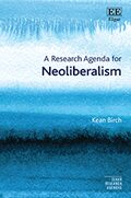 Cover A Research Agenda for Neoliberalism