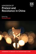 Cover Handbook of Protest and Resistance in China
