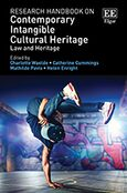 Cover Research Handbook on Contemporary Intangible Cultural Heritage