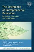 Cover The Emergence of Entrepreneurial Behaviour