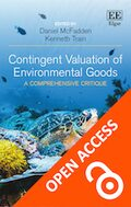 Contingent Valuation of Environmental Goods