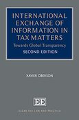 Cover International Exchange of Information in Tax Matters