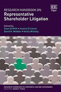 Cover Research Handbook on Representative Shareholder Litigation