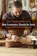 Cover How Economics Should Be Done