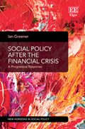 Cover Social Policy After the Financial Crisis