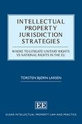 Cover Intellectual Property Jurisdiction Strategies