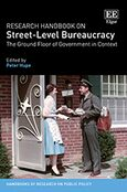 Cover Research Handbook on Street-Level Bureaucracy