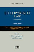 Cover EU COPYRIGHT LAW