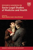 Cover Research Handbook on Socio-Legal Studies of Medicine and Health