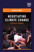 Cover Negotiating Climate Change