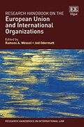 Cover Research Handbook on the European Union and International Organizations