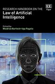 Cover Research Handbook on the Law of Artificial Intelligence