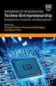 Cover Handbook of Research on Techno-Entrepreneurship, Third Edition