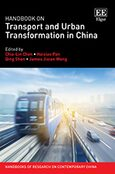 Cover Handbook on Transport and Urban Transformation in China