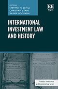 Cover International Investment Law and History