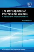 Cover The Development of International Business