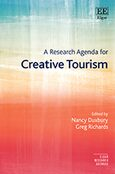 Cover A Research Agenda for Creative Tourism