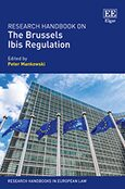 Cover Research Handbook on the Brussels Ibis Regulation