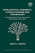 Cover Intellectual Property, Climate Change and Technology