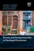 Cover Poverty and Entrepreneurship in Developed Economies