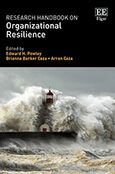 Cover Research Handbook on Organizational Resilience