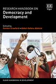 Cover Research Handbook on Democracy and Development