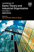 Cover Handbook of Game Theory and Industrial Organization, Volume II