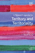Cover A Research Agenda for Territory and Territoriality