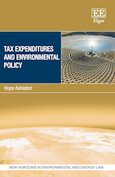 Cover Tax Expenditures and Environmental Policy