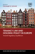 Cover Tenancy Law and Housing Policy in Europe