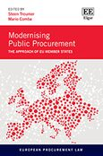 Cover Modernising Public Procurement