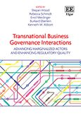 Cover Transnational Business Governance Interactions