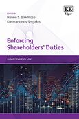 Cover Enforcing Shareholders' Duties