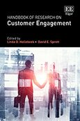 Cover Handbook of Research on Customer Engagement