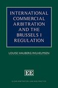 Cover International Commercial Arbitration and the Brussels I Regulation