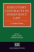 Cover EXECUTORY CONTRACTS IN INSOLVENCY LAW