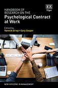 Cover Handbook of Research on the Psychological Contract at Work
