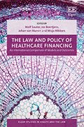 Cover The Law and Policy of Healthcare Financing