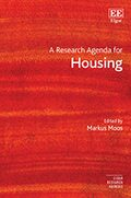 Cover A Research Agenda for Housing