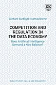 Cover Competition and Regulation in the Data Economy