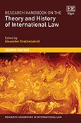 Cover Research Handbook on the Theory and History of International Law
