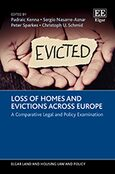 Cover Loss of Homes and Evictions across Europe