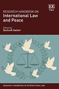 Cover Research Handbook on International Law and Peace