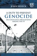Cover A Duty to Prevent Genocide