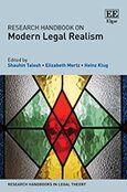 Cover Research Handbook on Modern Legal Realism